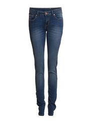 Slim-fit Alice jeans - Medium blue