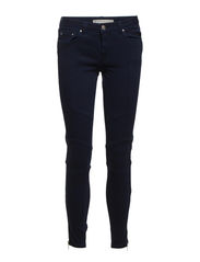 Skinny Angel jeans - Medium blue