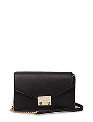Chain cross body bag - BLACK