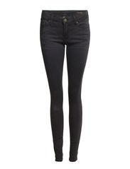 Skinny Elektra jeans - Dark grey