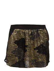 Sequin skirt - Black