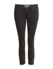 Slim-fit Tattoo jeans - Dark grey