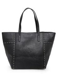 Stud shopper bag - Black