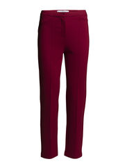 Ponte trousers - Bright red
