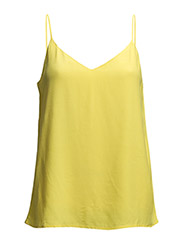Spaghetti strap top - Yellow