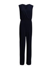 Wrapped jumpsuit - Navy