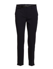 Suit slim-fit trousers - Navy