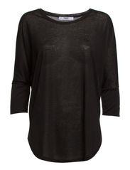 Dolman sleeve t-shirt - Black