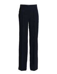 Palazzo trousers - Navy