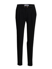 Detachable belt trousers - Black