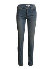 Slim-fit Alice jeans - Lt-pastel blue