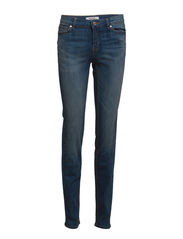 Slim-fit Alice jeans - Medium blue