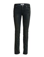 Slim-fit Alice jeans - Open blue