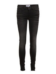 Push-up Uptown jeans - Black