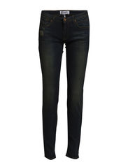 Push-up Uptown jeans - Dark blue