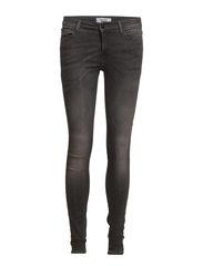 Skinny Olivia jeans - Dark grey