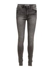 Skinny Noa jeans - Dark grey
