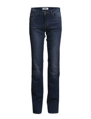 Bootcut Christy jeans - Medium blue
