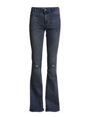 Flared Newflare Jeans - Open blue