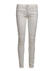 Push-up Uptown jeans - White