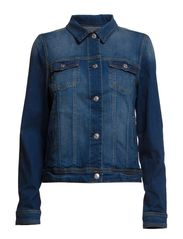 Medium denim jacket - Medium blue