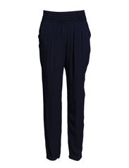 Flowy baggy trousers - Navy