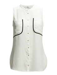 Flowy blouse - Natural white
