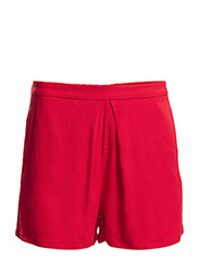Flowy short - Red