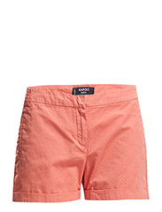 Cotton shorts - Bright red