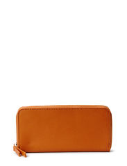 Essential wallet - Medium brown