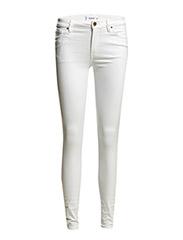 Skinny Elektra jeans - WHITE