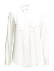 Pocket shirt - NATURAL WHITE