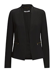 Minimal blazer - BLACK