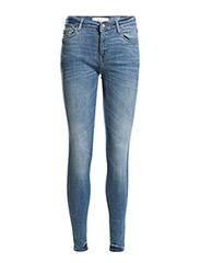 Olivia skinny jeans - Open blue