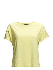 Cotton t-shirt - Yellow