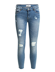 Cropped skinny Isa jeans - OPEN BLUE