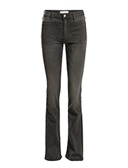 Flared Newflare Jeans - Open grey