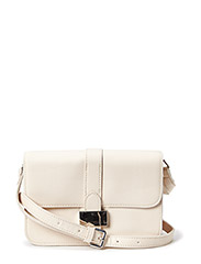 Buckle cross-body bag - Natural white