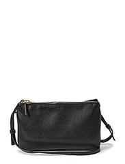 Twin compartment bag - Black