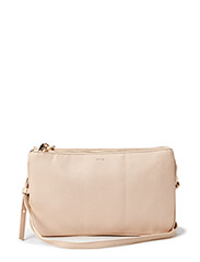 Twin compartment bag - Lt-pastel pink