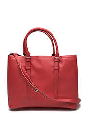 Adjustable tote bag - Bright red