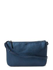 Twin compartment bag - Bright blue