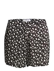 Flowy shorts - BLACK