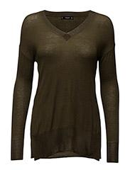 Mango - Fine-Knit Sweater