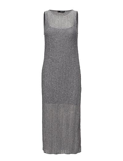 Stripe Textured Dress