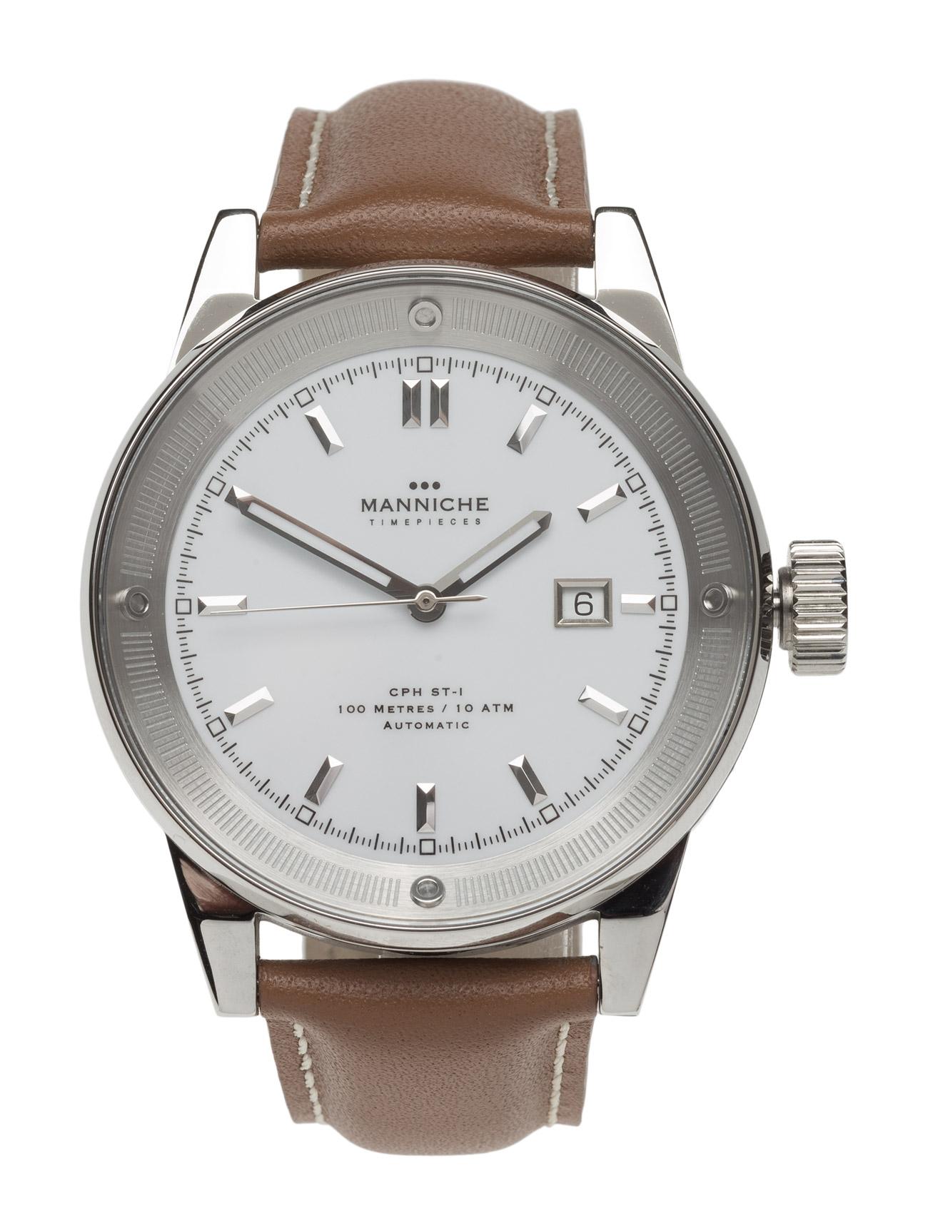 Cph St-1 MANNICHE Timepieces Smykker til Mænd i