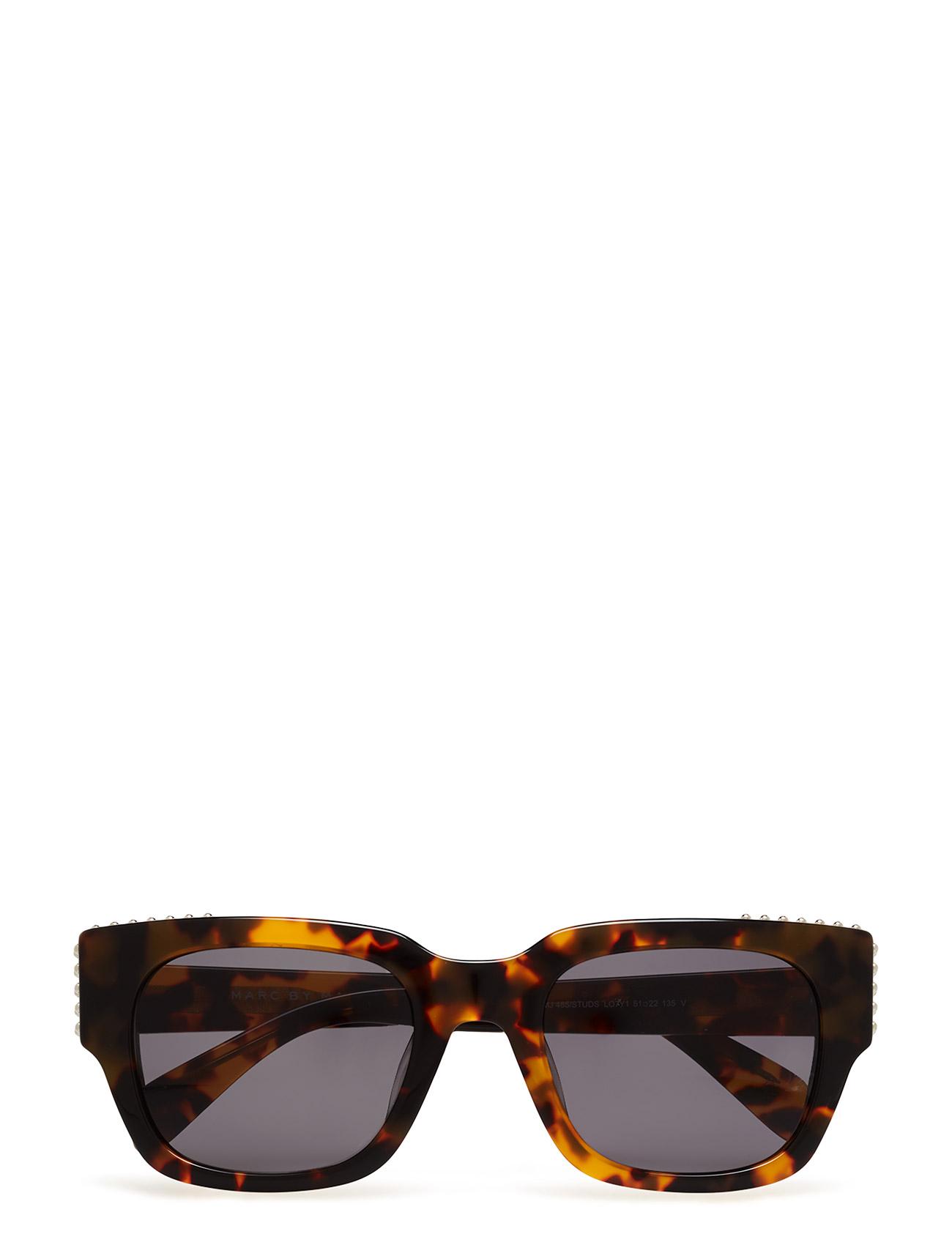 Mmj 485/Studs Marc by Marc Jacobs Sunglasses Solbriller til Damer i Sort