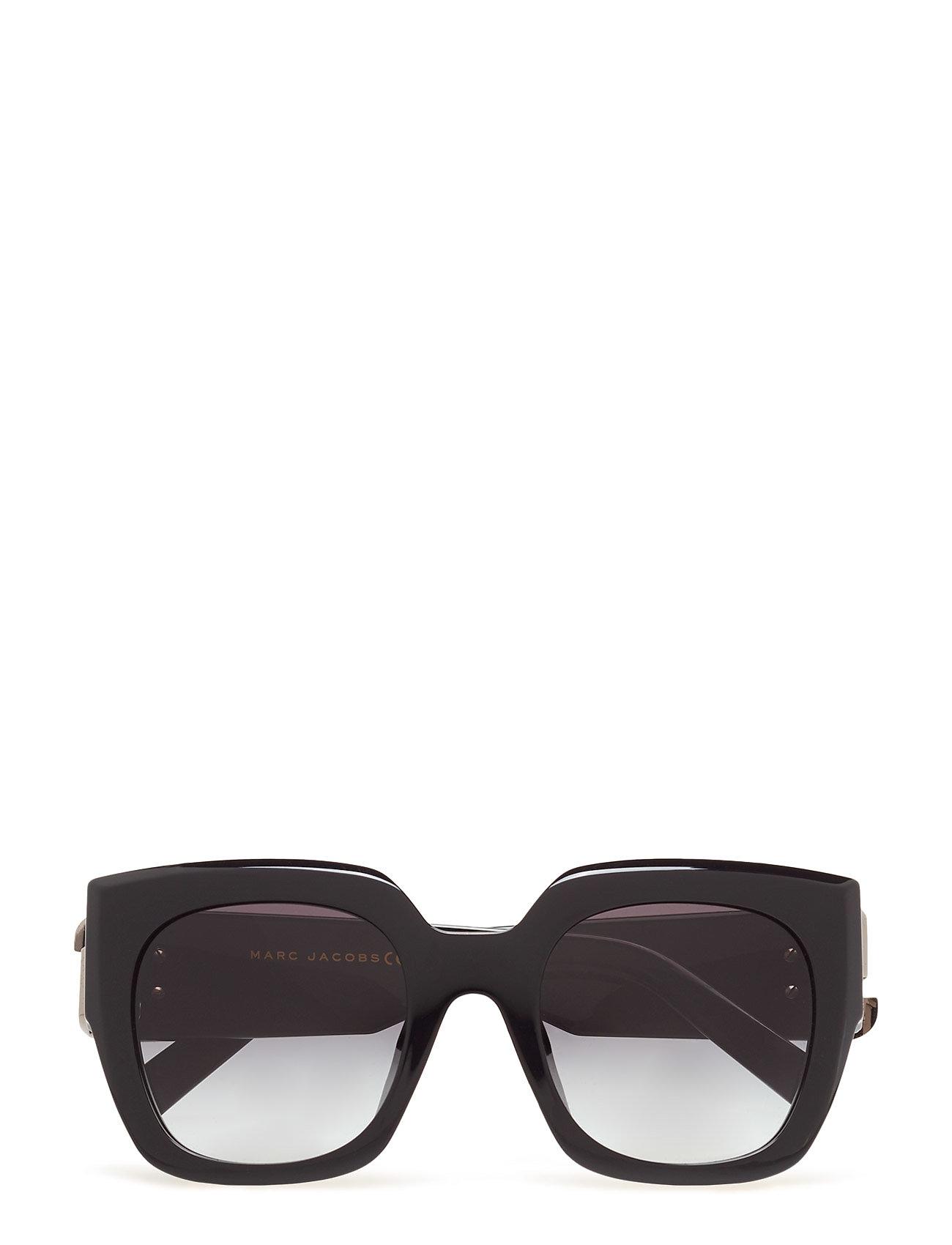 Marc 110/S Marc Jacobs Sunglasses Solbriller til Damer i Sort