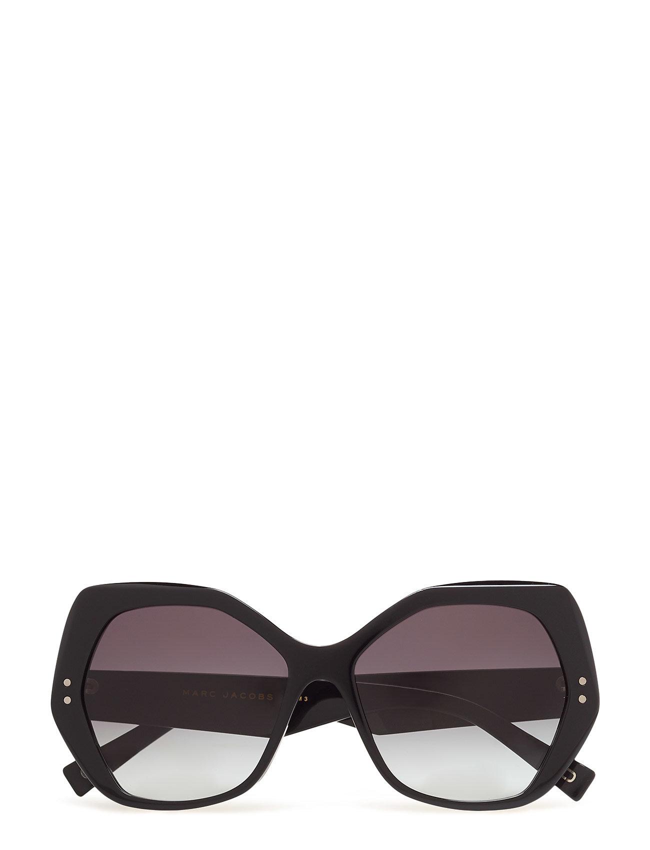 Marc 117/S Marc Jacobs Sunglasses Solbriller til Damer i Sort