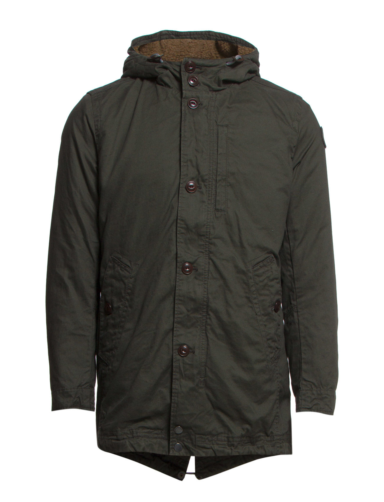 Jacket, Short Parka